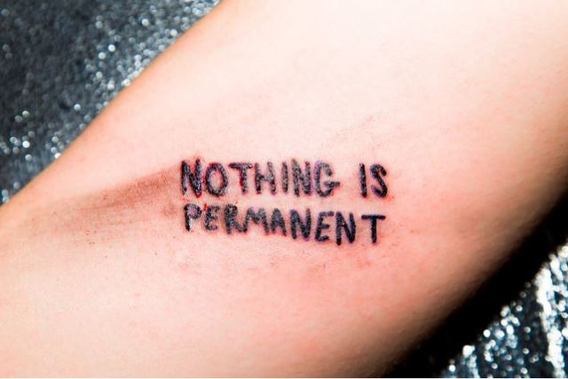 , 'Nothing Is Permanent,' 2017, ZK Gallery