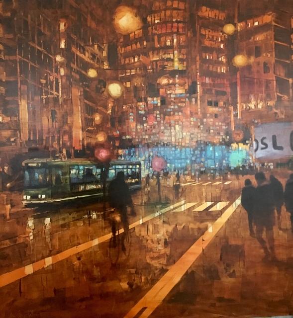 , 'Oslo City,' 2019, GALLERI RAMFJORD