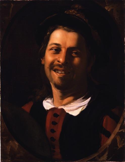 David De Haen, 'Self-Portrait', Robilant + Voena