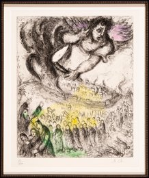 Prise de Jérusalem, from La Bible