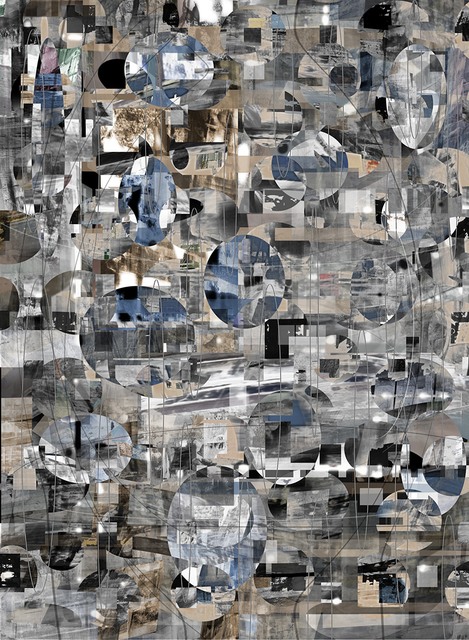 , 'Fugue 7,' 2009, Galeri Nev Istanbul