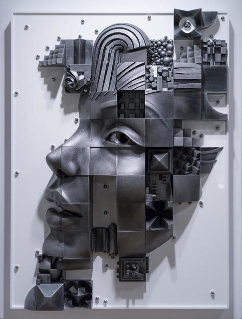 Gil Bruvel, 'Cubist #12', Octavia Art Gallery