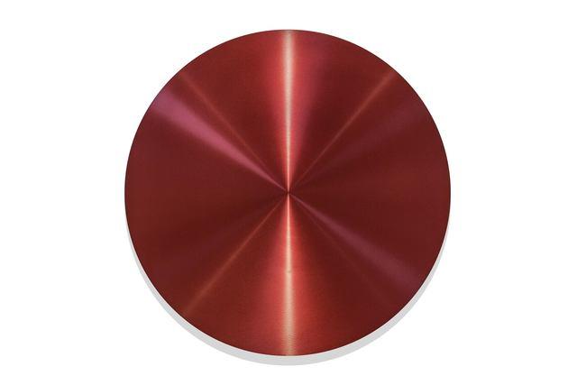, 'Red Disc,' 1995-2010, 1301PE