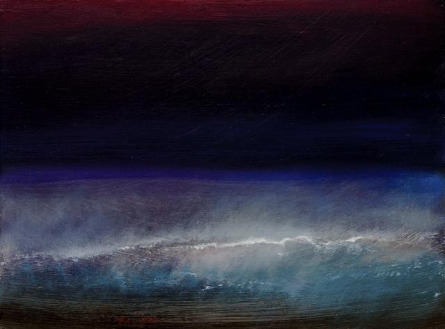 John Axton, 'Bodega Nights', 2018, Painting, Oil, Ventana Fine Art