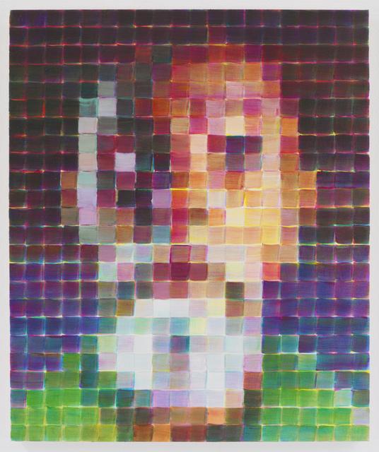 , 'Self-Portrait II,' 2016, White Cube