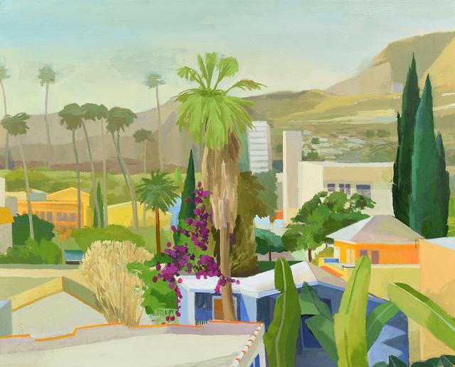 , 'Silver Lake,' 2014, Paul Thiebaud Gallery