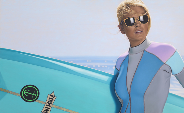 Richard Phillips, 'First Point,' 2012, Dallas Contemporary
