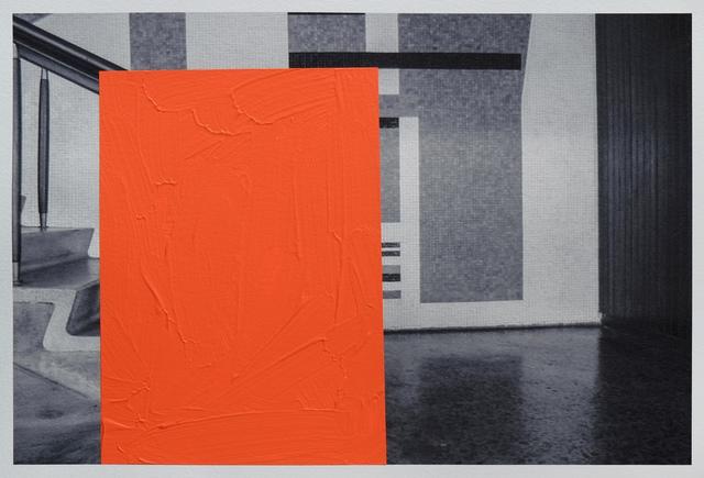 , 'Intrusion nº37,' 2014, Johannes Vogt Gallery