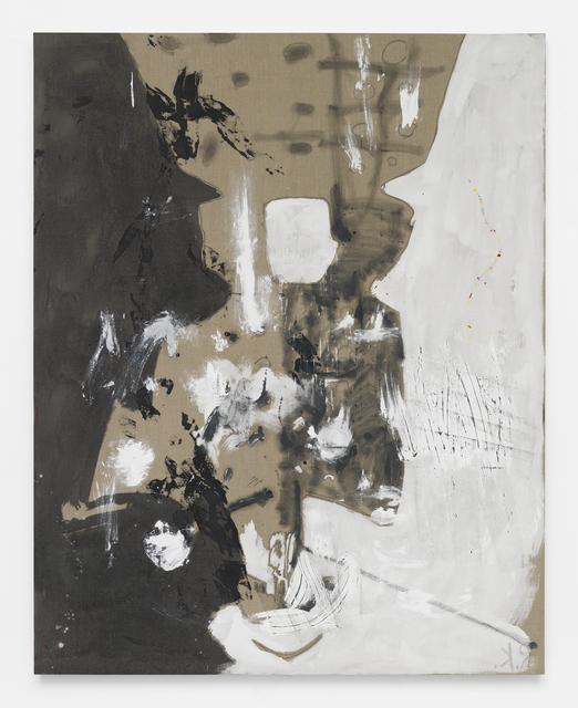 , 'Hinge Spigot,' 2016, Romer Young Gallery