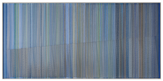 , 'interminable present,' 2016, Carrie Secrist Gallery