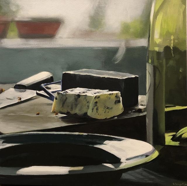 Ben Schonzeit, 'Westport Wine & Cheese', 2014, Louis K. Meisel Gallery
