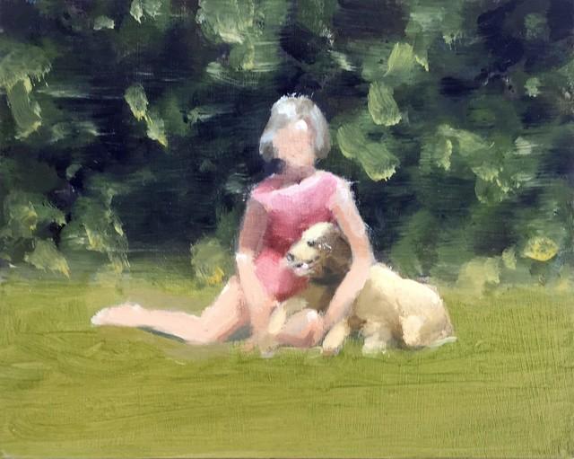 , 'Best Friends,' , Castlegate House Gallery