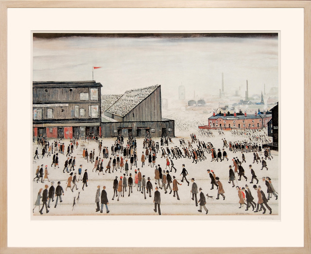 , 'Going to the Match,' 1972, Peter Harrington Gallery