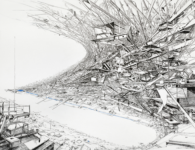 , ' Kannmachers Kuppe,' 2015, Corridor Contemporary