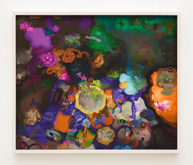 , 'B,' 2017, Johannes Vogt Gallery