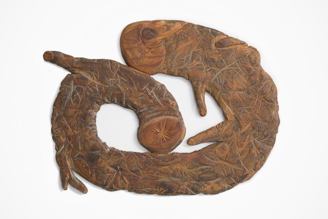 , 'Yule Log,' 1975, Simone DeSousa Gallery