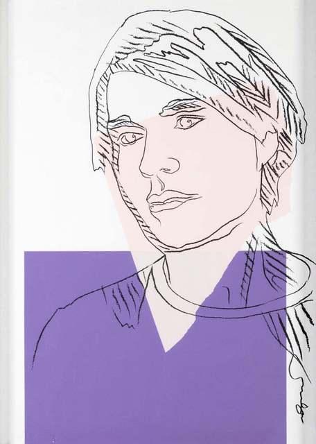 Andy Warhol, 'Self Portrait', 1978, Wallector
