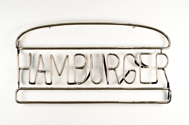 , 'HAMBURGER,' 2014, Greg Kucera Gallery