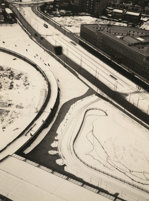 László Moholy-Nagy, 'Vom Funkturm (From the Radio Tower)', 1929, San Francisco Museum of Modern Art (SFMOMA)