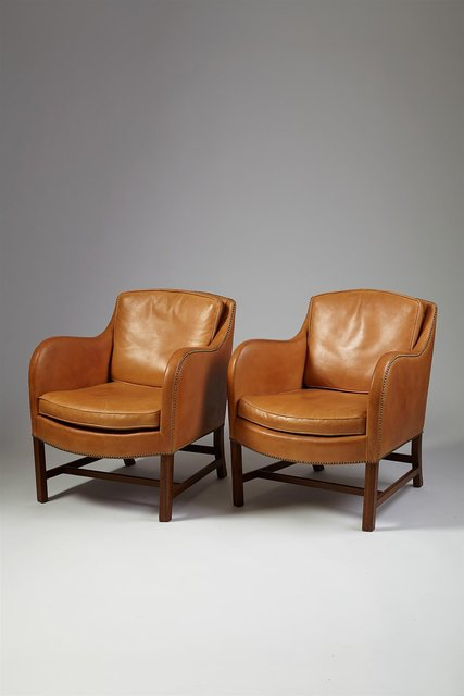 , 'Pair of armchairs,' 1931, Modernity