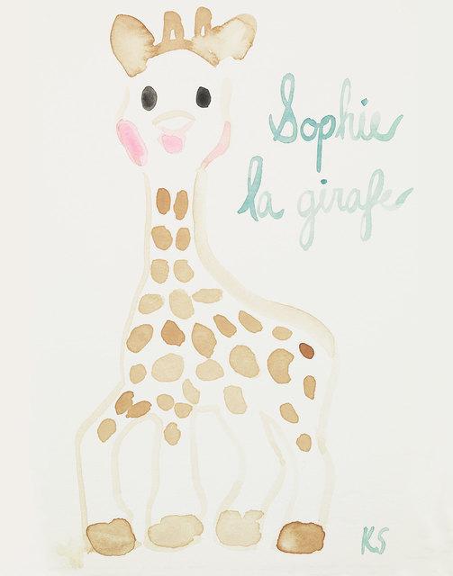 , 'Sophie the Girafe,' , ArtStar