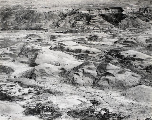 , 'Untitled (Painted Desert),' 1940, Bruce Silverstein Gallery