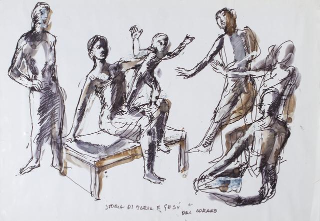 , 'Sura di maria - Storia di Maria e Gesù dal Corano,' ca. 2007, DIE GALERIE