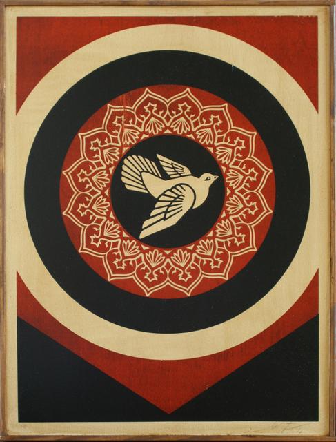 Shepard Fairey (OBEY), 'Peace Dove', 2011, EHC Fine Art Gallery Auction