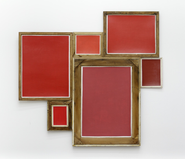, 'Soy rojo y rosa,' 2012, Nora Fisch