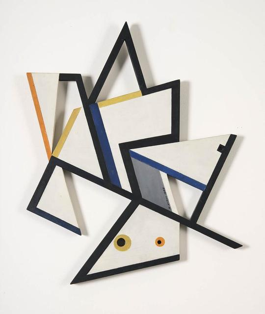 , 'Star of Positive and Negative Space,' 1949, Galería de las Misiones
