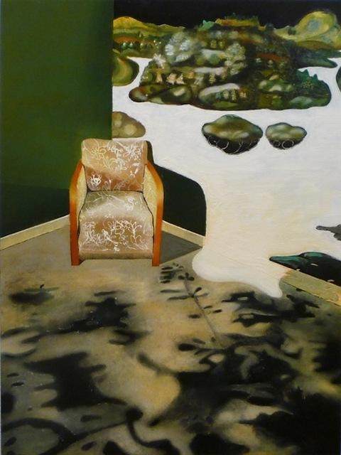 , 'Nook,' 2015, Galleri Flach