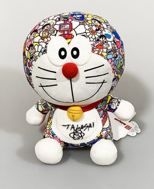 Takashi Murakami, 'Doraemon Plush', 2018, Artsnap
