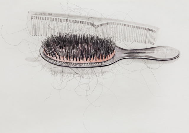 , 'Brush and Comb,' ca. 1999, Flowers