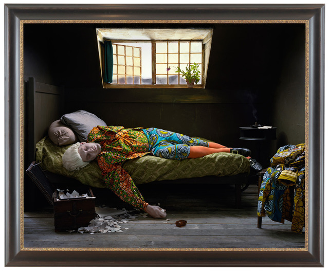 , 'Fake Death Picture (The Death of Chatterton - Henry Wallis),' 2011, Brand New Gallery