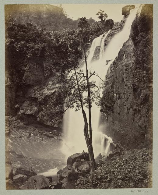 , 'Cascade ,' 1863-1870, Musée national des arts asiatiques - Guimet