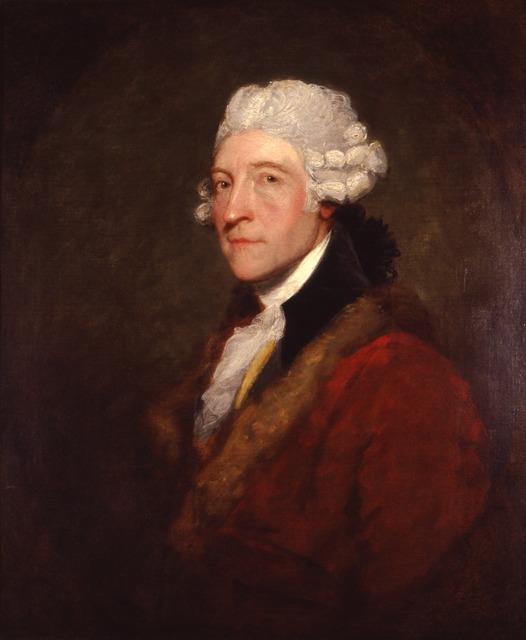 , 'Caleb Whitefoord,' 1782, Montclair Art Museum