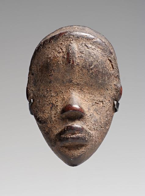 , 'Passport Mask,,' 20th century , Princeton University Art Museum