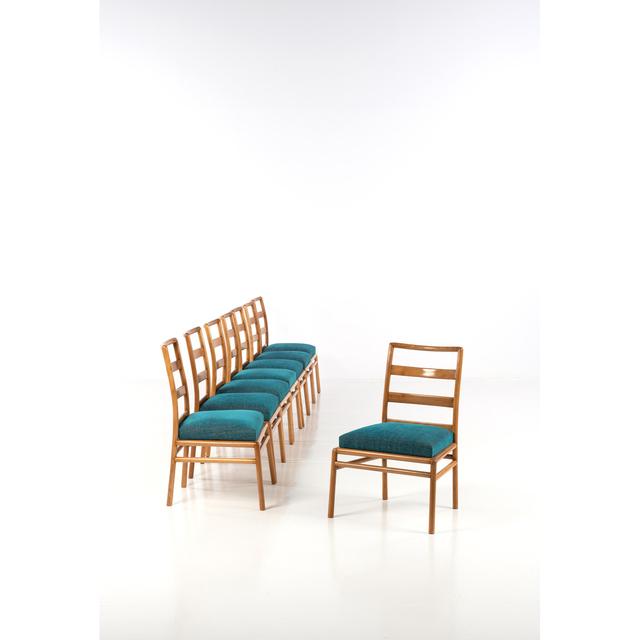 Terence Harold Robsjohn-Gibbings, 'Set Eight Chairs', 1960, PIASA