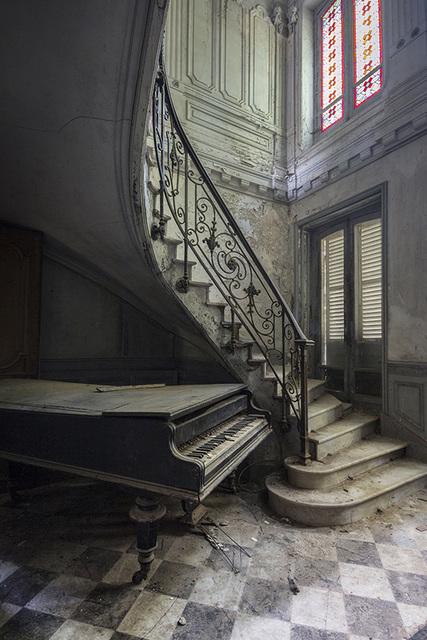 , 'Requiem pour pianos 11,' 2014, Light Space & Time