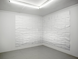 , 'Fluctuating Folds,' 2012, Nogueras Blanchard