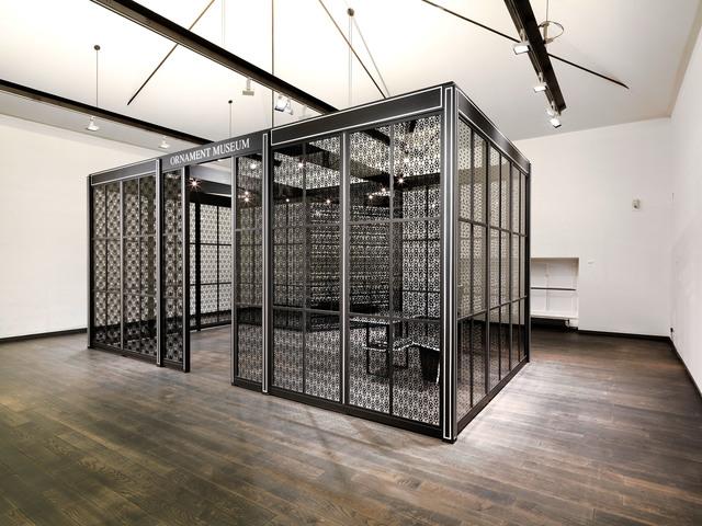 , 'JOSIAH MCELHENY: The Ornament Museum,' 2016, MAK – Austrian Museum of Applied Arts / Contemporary Art