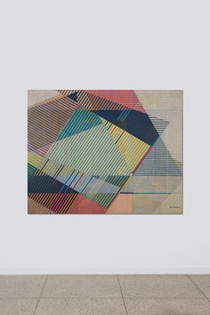 , 'Illusion B,' 1987, Phosphorus & Carbon