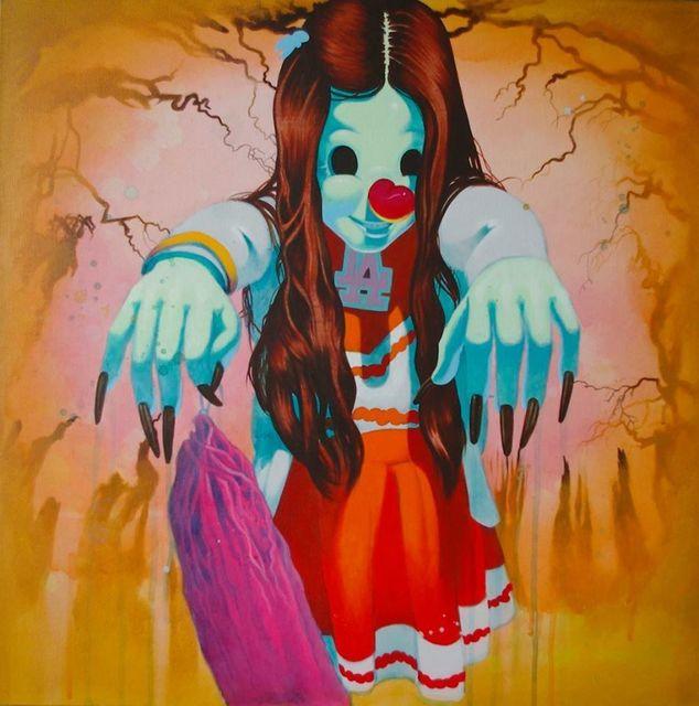 , 'Transs,' 2015, Isabel Croxatto Galería