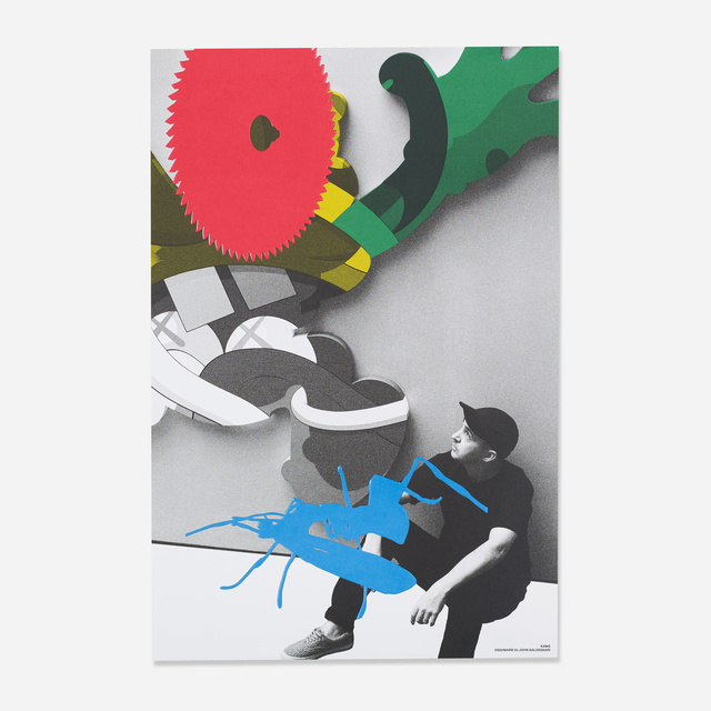 , 'KAWS ,' 2014, End to End Gallery