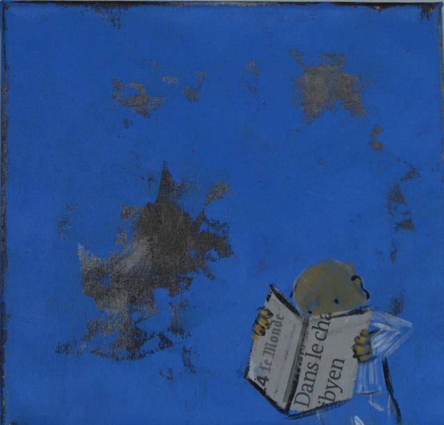 , 'The News,' 2013, GALERIA JORDI BARNADAS