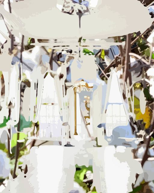 , 'Interior/exterior Nottoway Plantation (Cotton Kingdom) ,' 2018, LatchKey Gallery