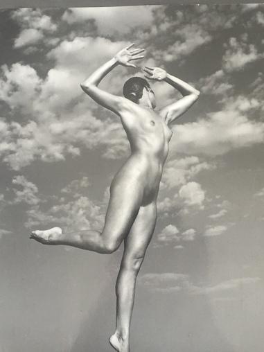 André de Dienes, 'Nu aux nuages', 1960, Kunzt Gallery