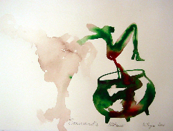 , 'Swearword's Politeness,' 2003, Galerie Anne de Villepoix