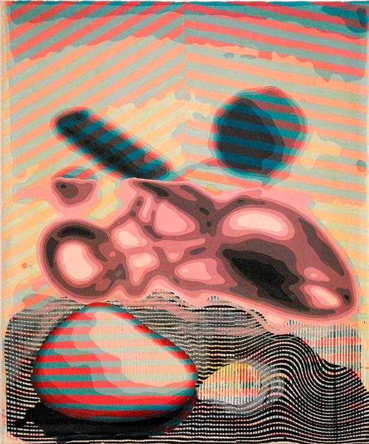 Markus Oehlen, 'o.T.', 2014, Galerie Sabine Knust