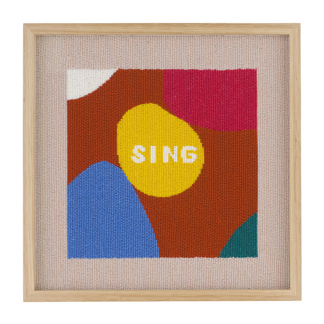 , 'Sing (Whenever a Pulse Beats),' 2018, Rebecca Hossack Art Gallery